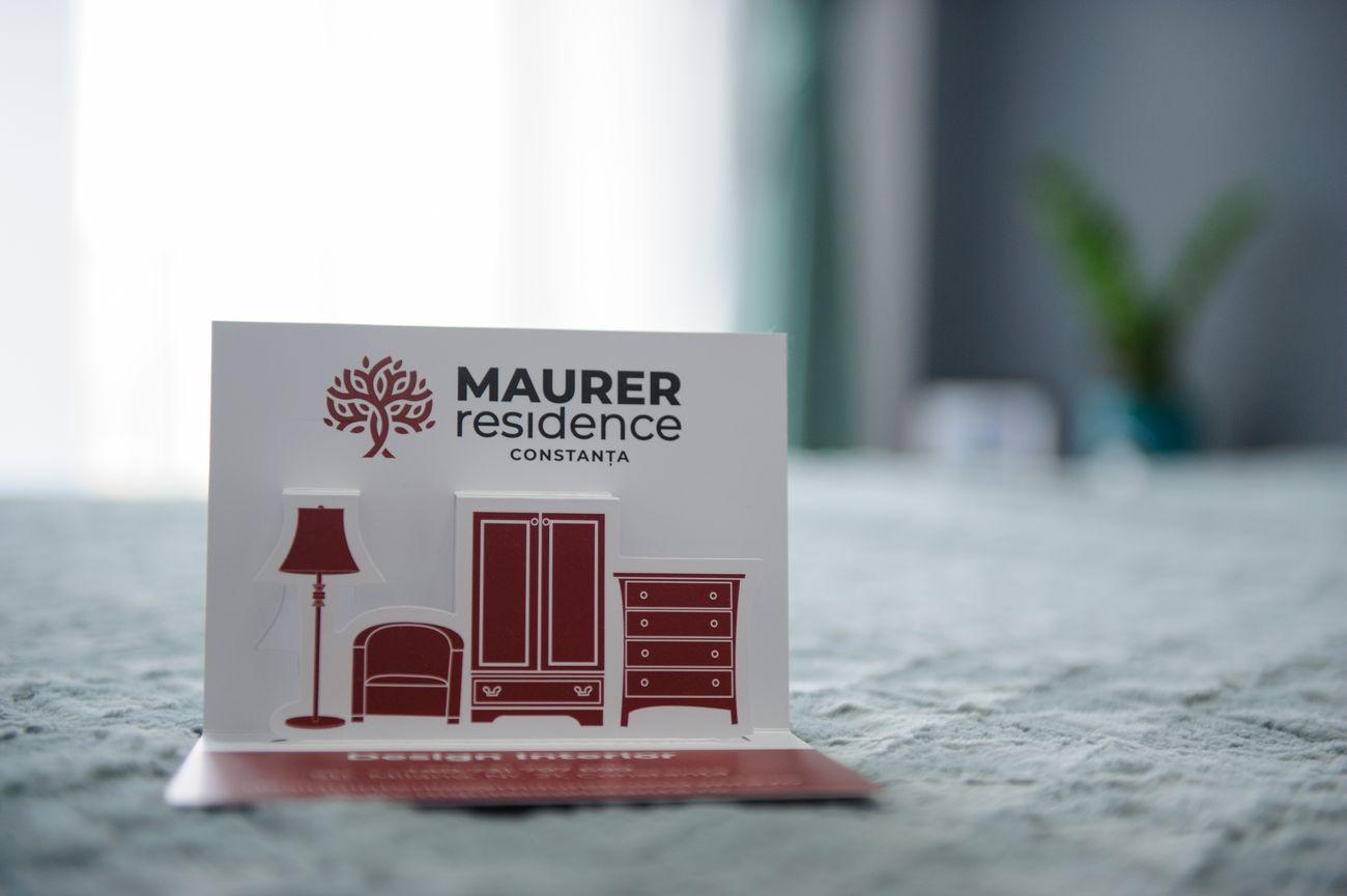 Maurer Residence Constanța