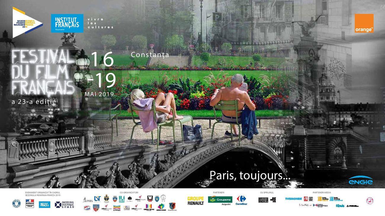 Festivalul Filmului Francez în Constanța