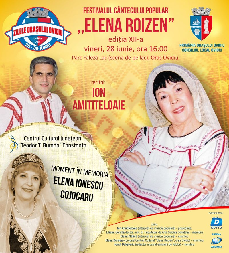 festivalul elena roizen
