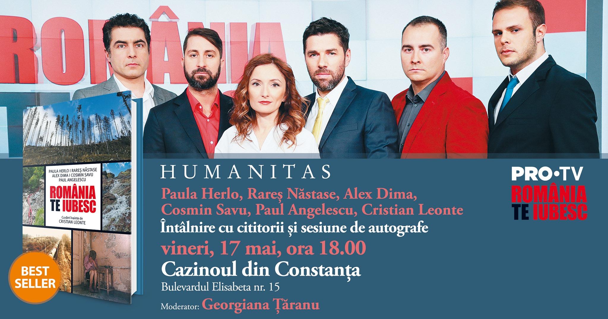 România, te iubesc!