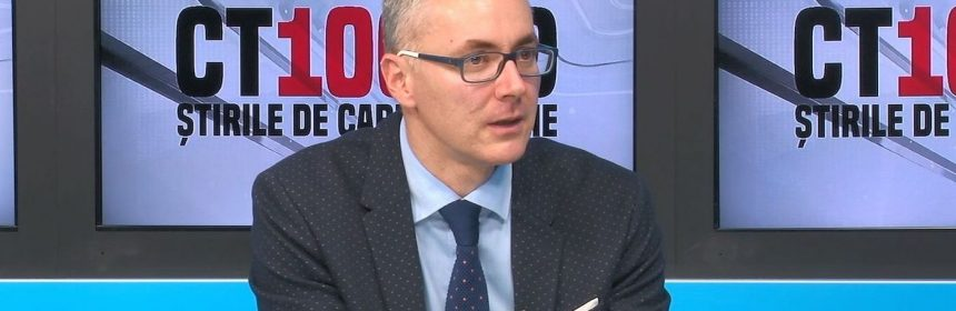 Stelian Ion, deputat USR Constanța