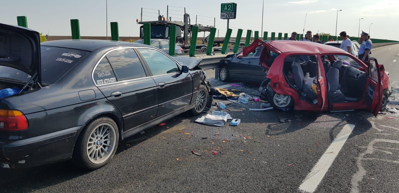 accident autostrada soarelui 22 iulie 2019