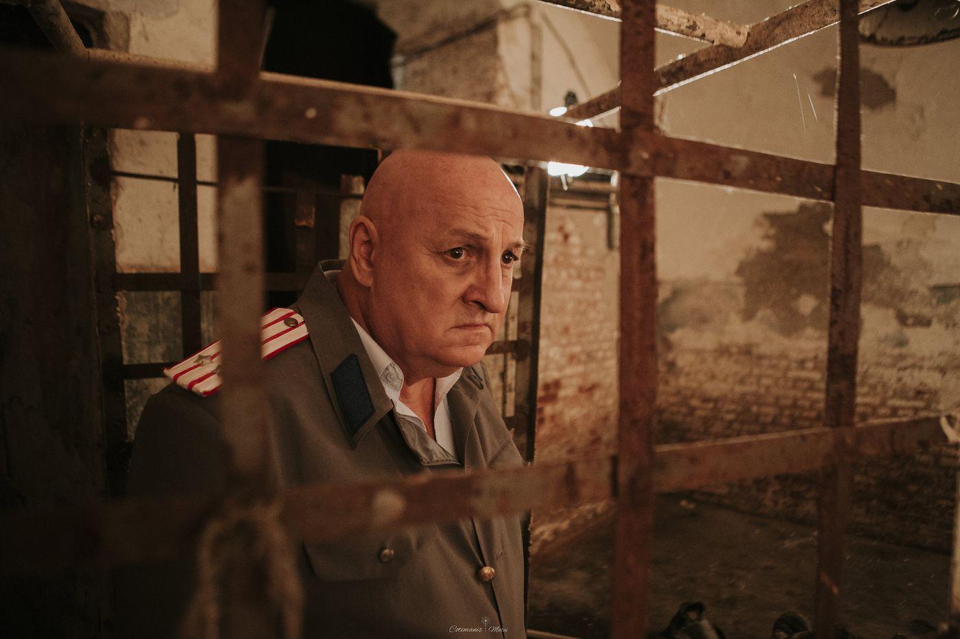 Între Chin și Amin - un film despre realitatea brutală a Fenomenului  Pitești, în regia lui Toma Enache
