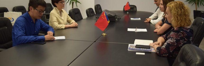 Noul ambasador al Chinei în România