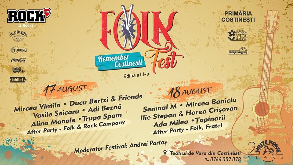 Folk Fest Remember Costinești