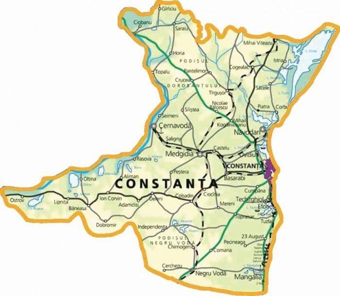 Breviarul Statistic al județului Constanța 2018