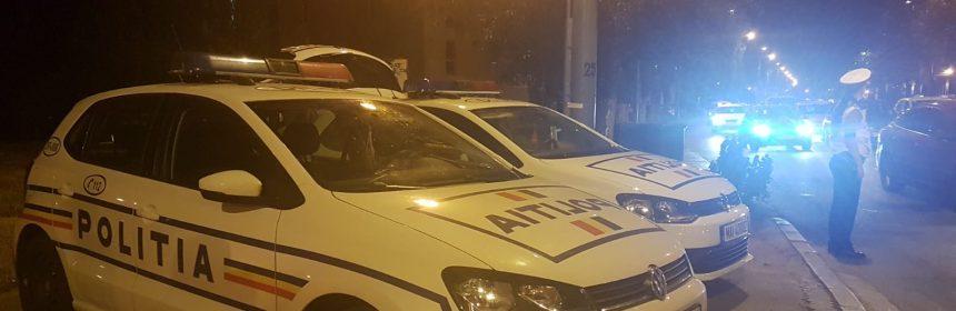 poliția constanța razie