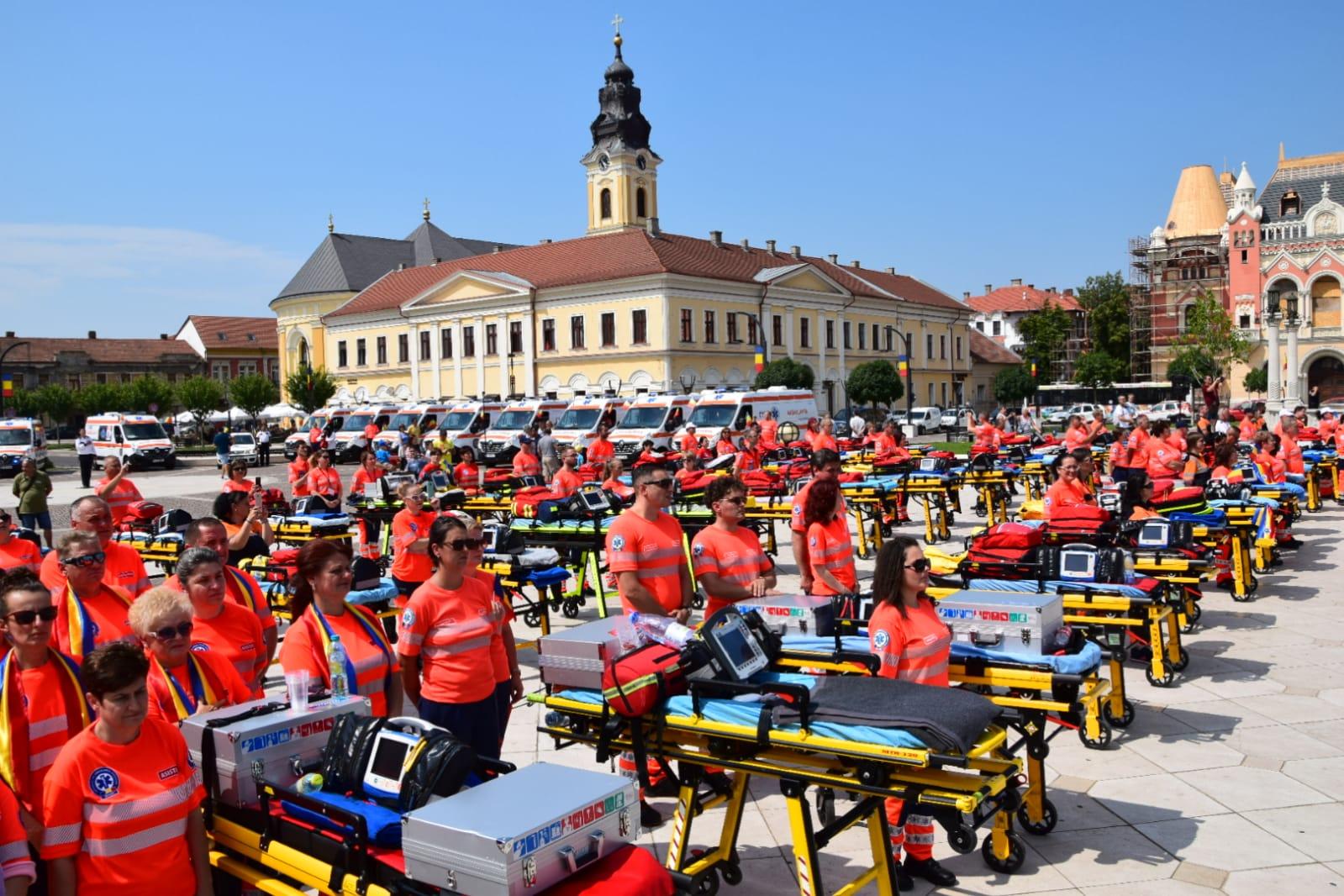 Ziua Națională a Ambulanței din România