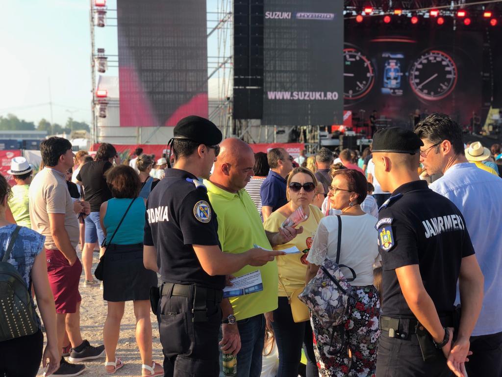 """Jandarmii au început campania """"Litoral în siguranță"""" 2019"""