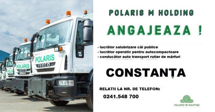 Polaris M Holding angajări