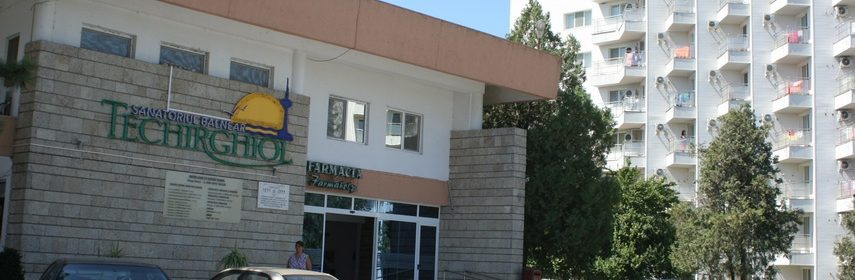 sanatoriul balnear techirghiol