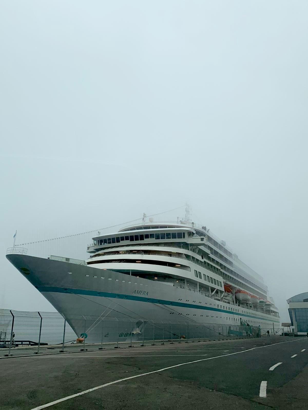 Navele de pasageri au adus 3.000 de turiști în  Portul Constanța