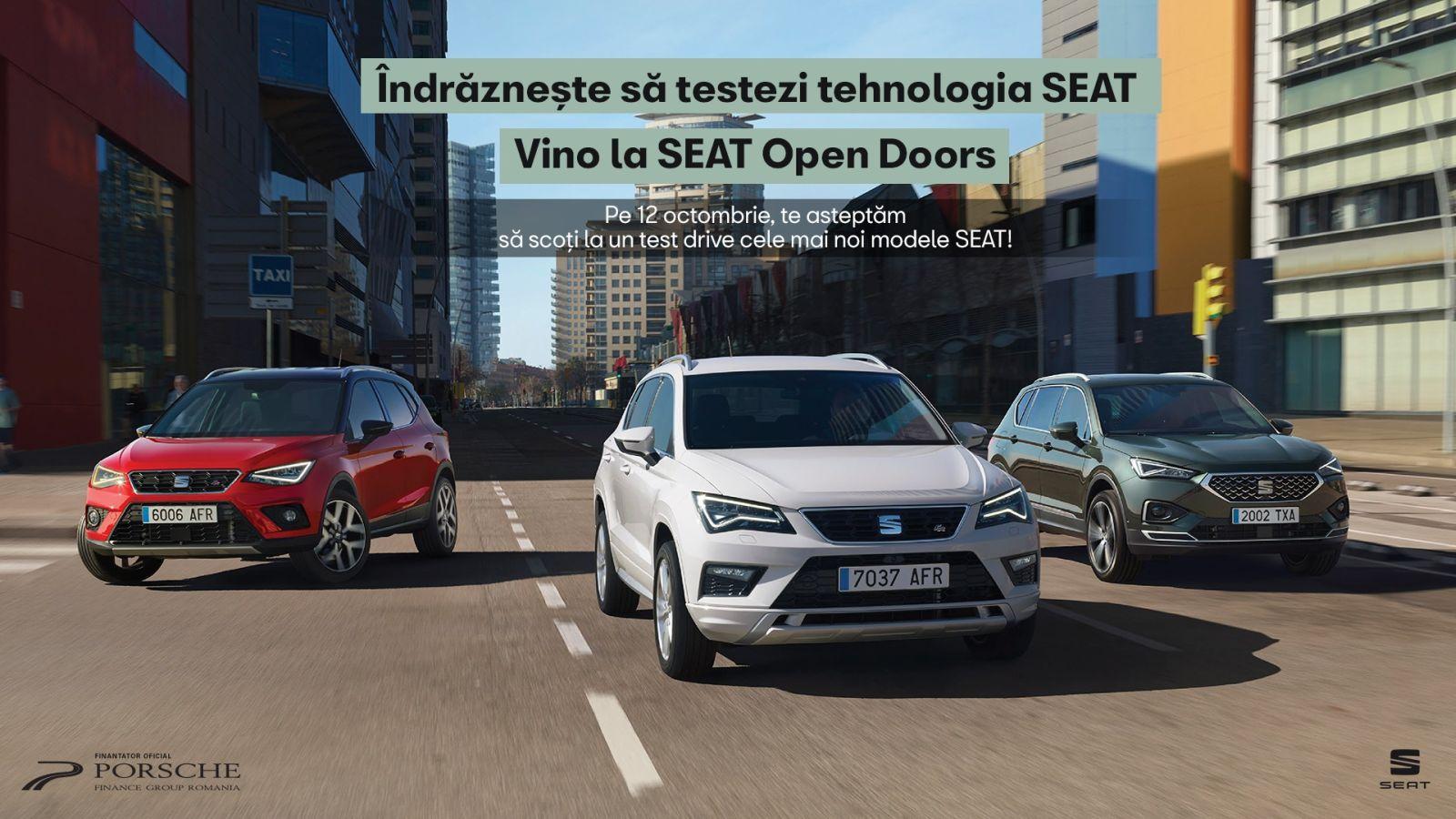 SEAT Open Doors