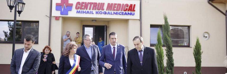 substație de ambulanță în mihail kogălniceanu