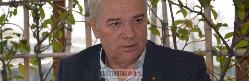 Nicolae Moga, senator PSD de Constanța
