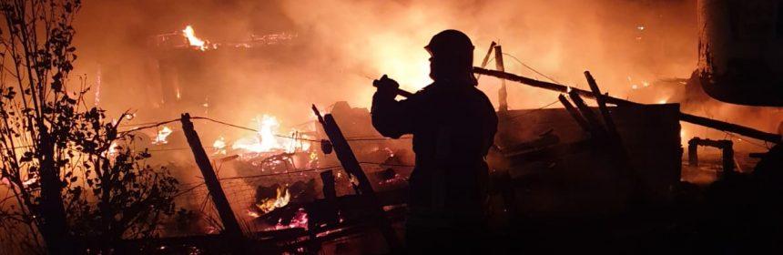 incendiu pescaria lui ilie