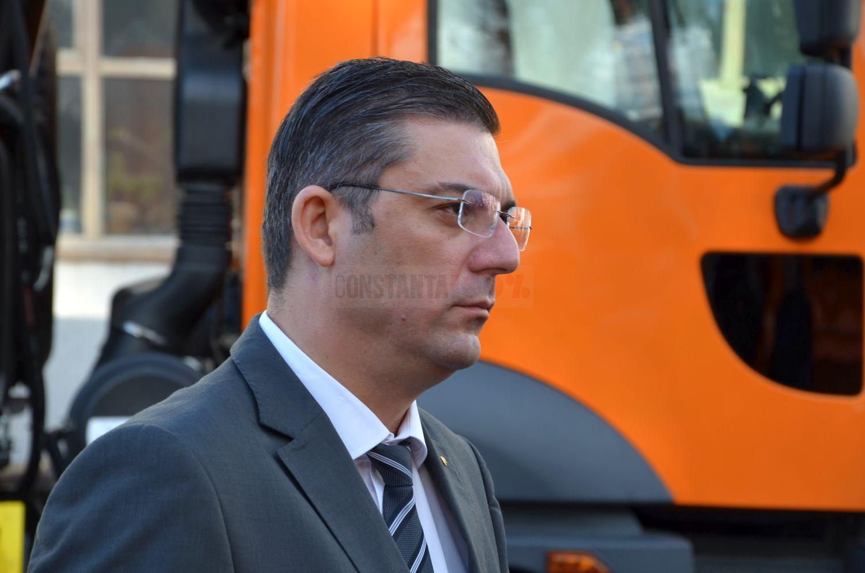 """Horia Țuțuianu: """"Dezvoltarea județului Constanța și bunăstarea locuitorilor au fost și rămân o prioritate"""""""