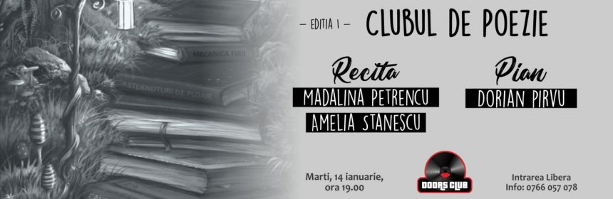 ziua culturii nationale doors club