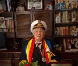 viceamiralul mircea caragea aniversare 101 ani