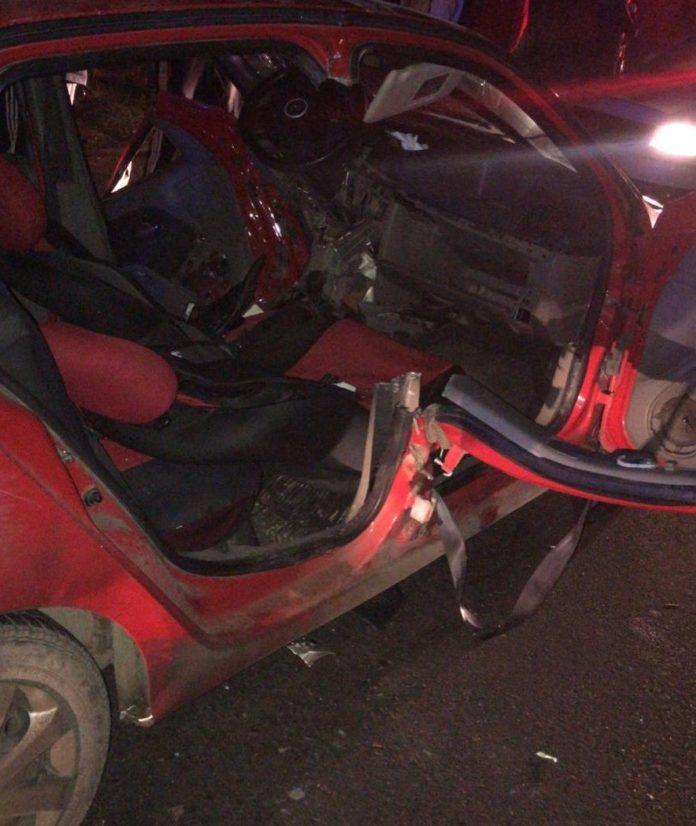 Patru persoane rănite în urma unui accident rutier produs la ieșire din Murfatlar