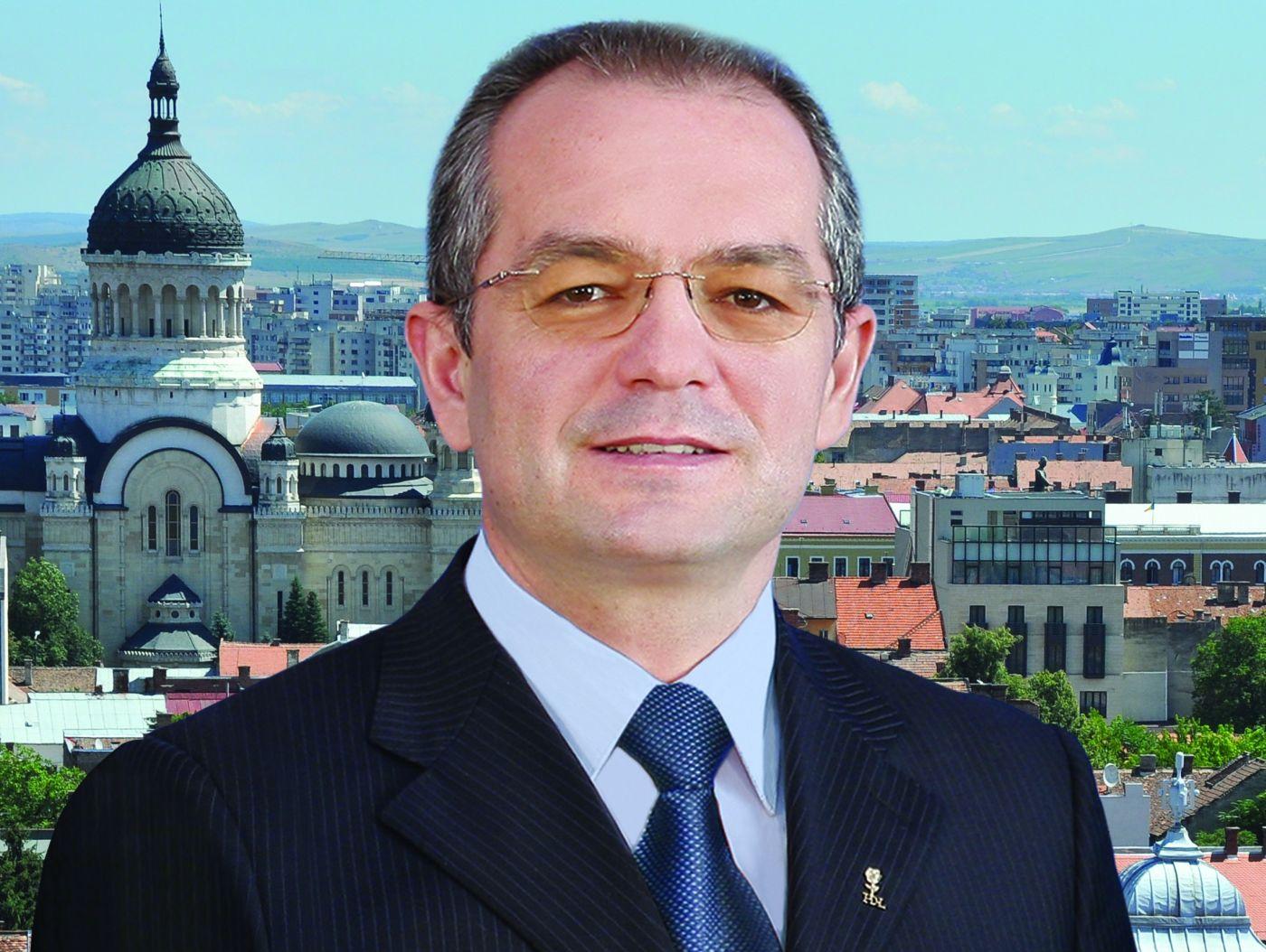 Emil Boc Cluj