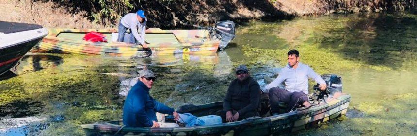 delta dunarii pescuit