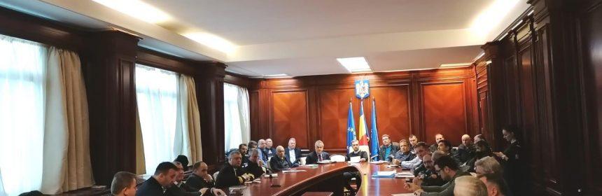 Comitetul Județean pentru Situații de Urgență Constanța