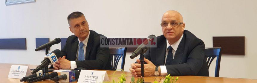 ambasadorul israelului în românia