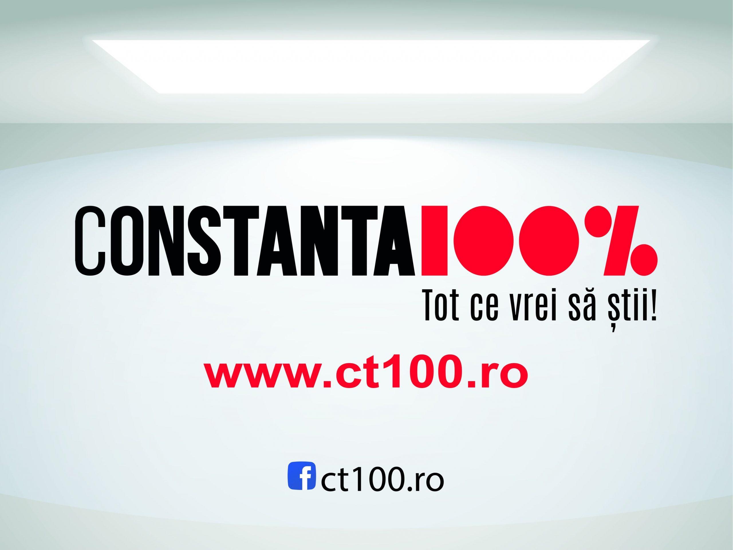 Publicația Constanța 100% a fost înființată în anul 2015 și de atunci a prezentat, echidistant, cele mai importante evenimente din județul Constanța, dar nu numai. Știrile de care aveți nevoie.