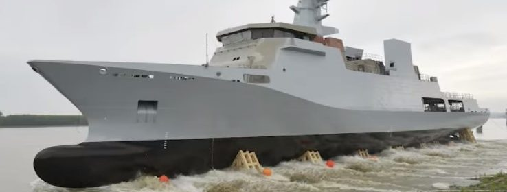damen nava de patrulare