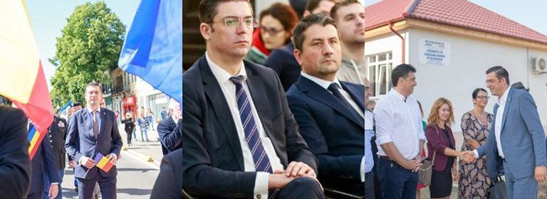 Horia Tutuianu presedintele Consiliului Judetean Constanta