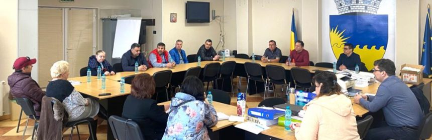 Comitetul Local pentru Situații de Urgență Eforie