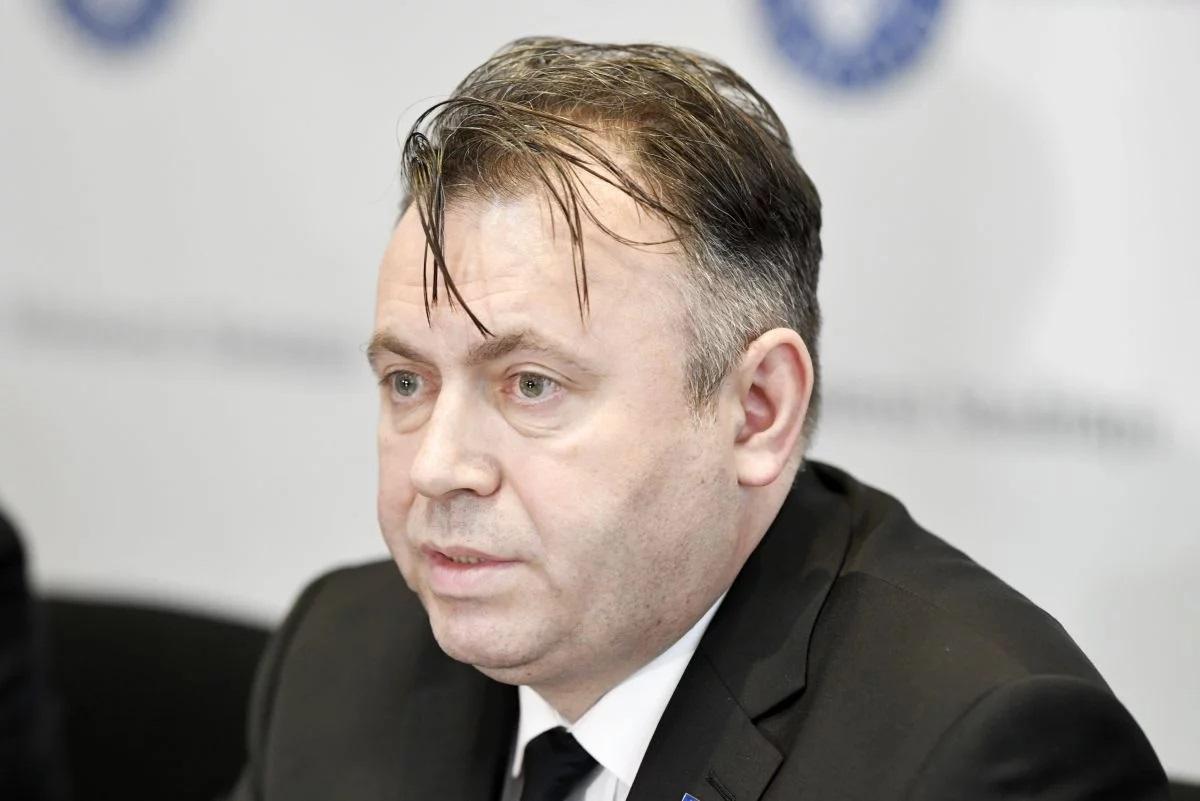 Nelu Tătaru, ministrul Sănătății (foto: Libertatea.ro)