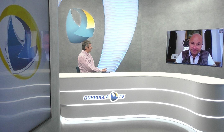 Cozmin Gușă Dobrogea TV