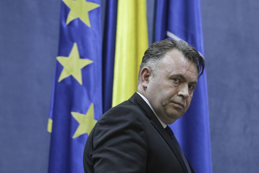 Ministrul Sănătății, Nelu Tătaru