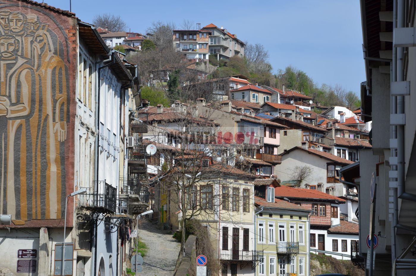 Veliko Târnovo, una dintre cele mai căutate stațiuni turistice din Bulgaria