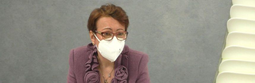 Dr. Irina Dumitru, Spitalul de Boli Infecțioase Constanța