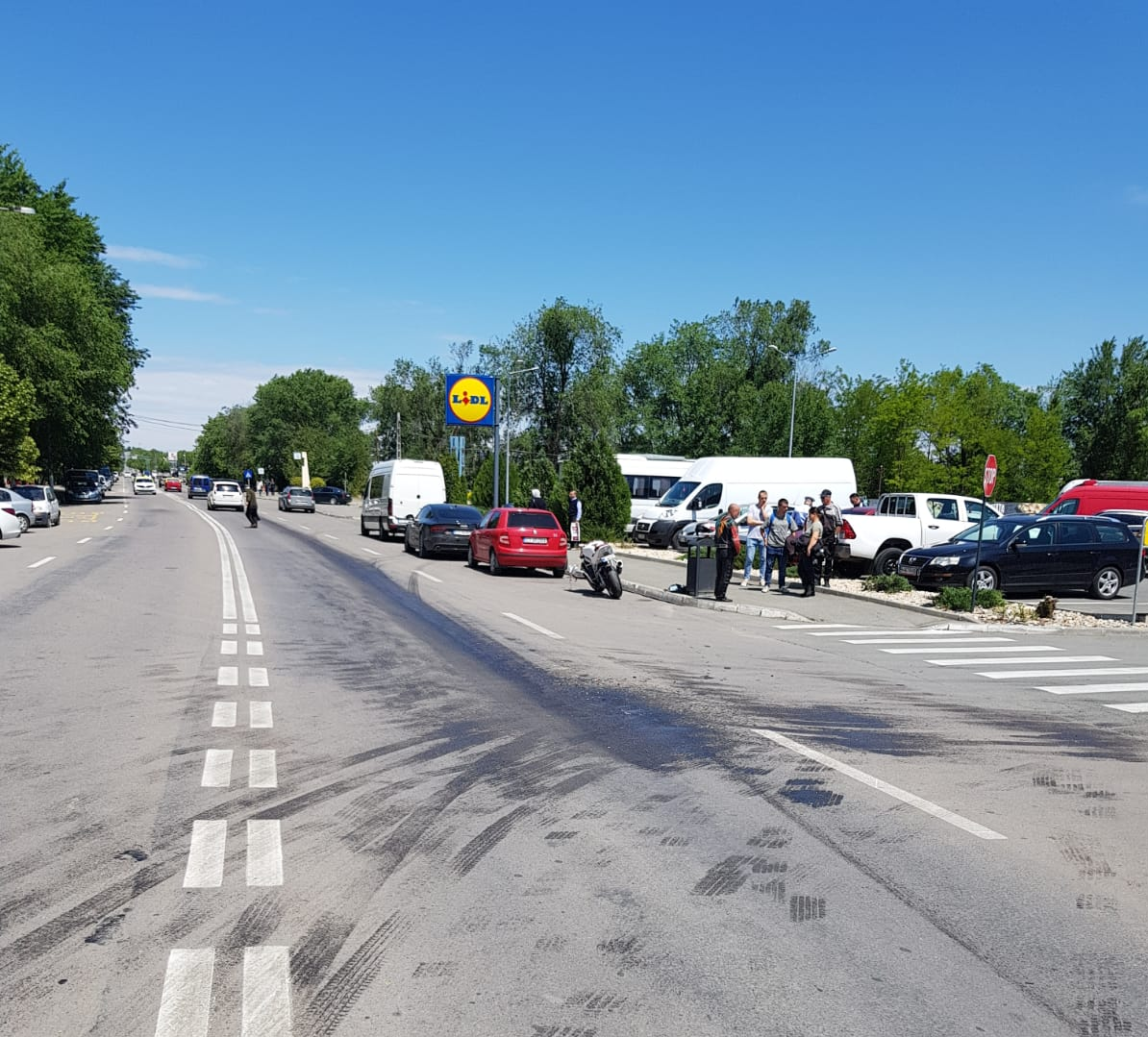 accident rutier medgidia 31 mai 2020