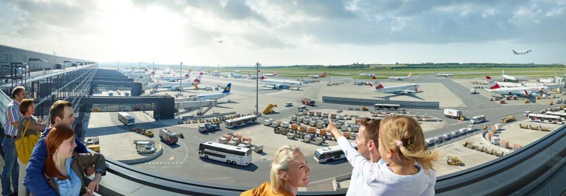 Aeroportul din Viena, Austria. Foto: viennaairport.com