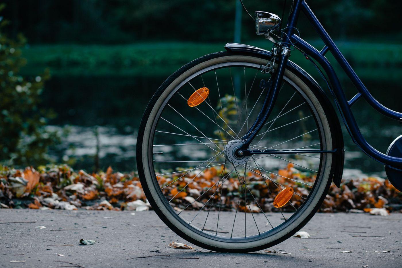 Mohammad Murad și mersul pe bicicletă