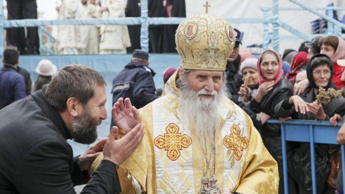 A murit IPS Pimen, internat în București din cauza Covid-19. De la colaborator al Securității la arhiepiscop