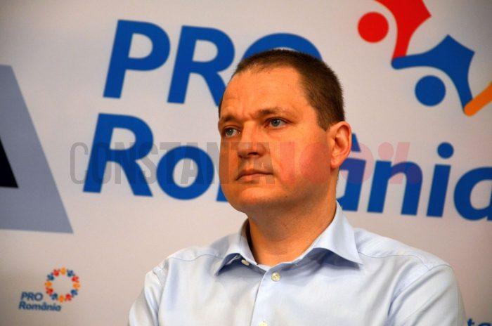 Mircea Dobre Pro Romania Constanța