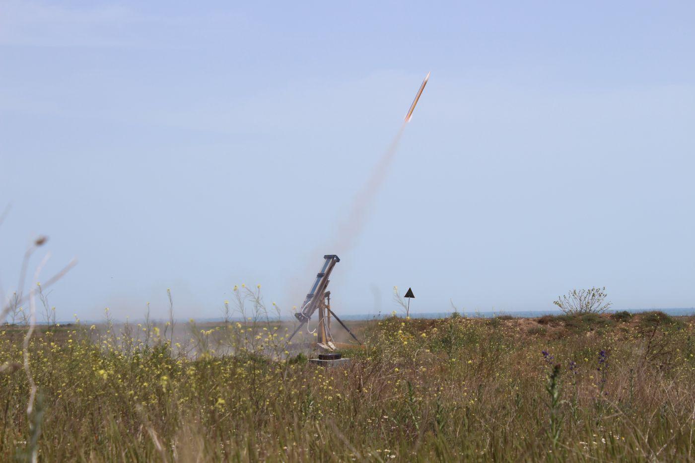 Rachete antigrindină
