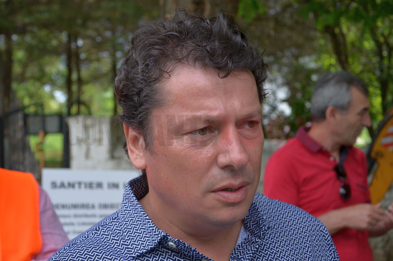 Daniel Georgescu, primar Limanu Vama Veche