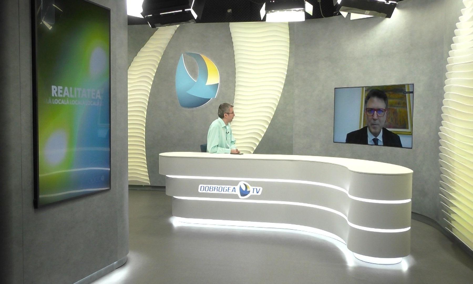 Iulian Iancu Dobrogea TV