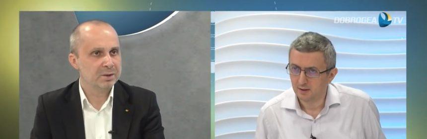Mihai-Petre-Cristian-Hagi-Dobrogea-TV
