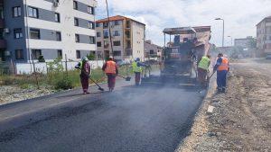 asfaltare constanta strada haricleea darcelee