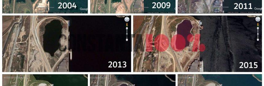 groapa de gunoi port constanta cronologie