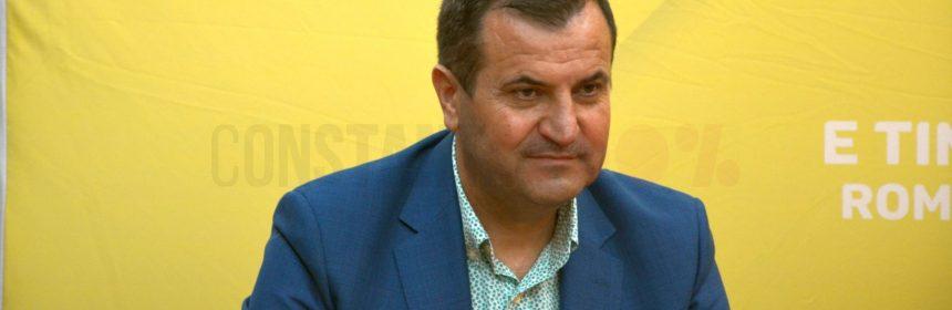 valentin vrabie, primarul municipiului medgidia
