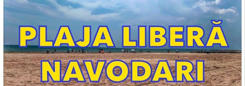 plaja libera navodari